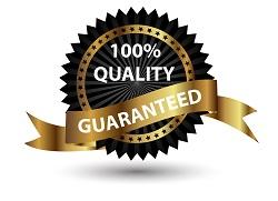 100% Quality Seal