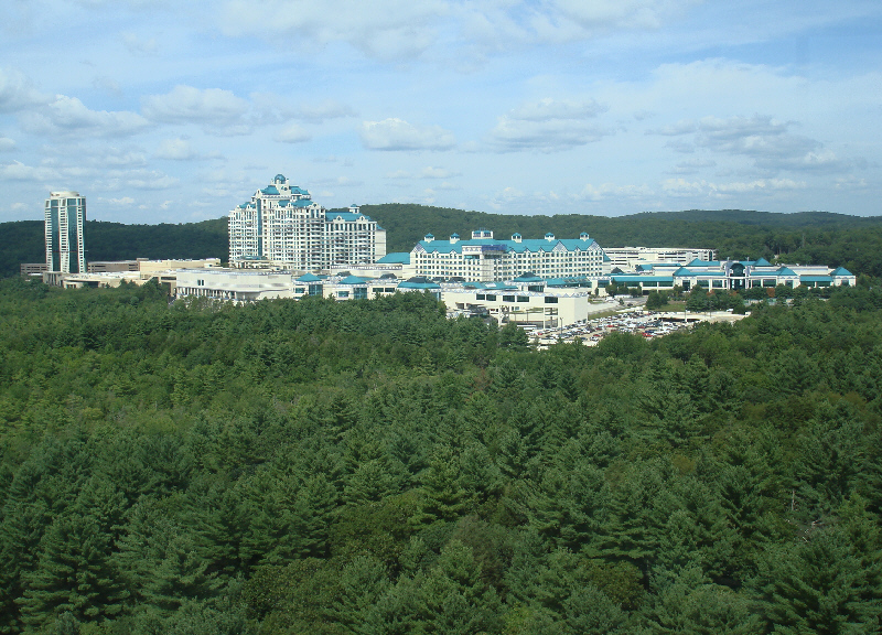 Foxwoods Casino in CT